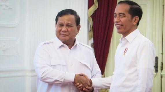Prabowo ke Jokowi: Jangan Hiraukan Suara-Suara yang Perkeruh Keadaan