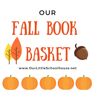 Our Little Library - Fall Basket
