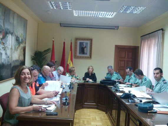 Se reducen un 20,6% las infracciones en Guadarrama en 2015