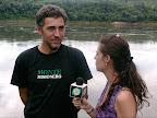 Christian Irschik ( Entrevista Canal 12)