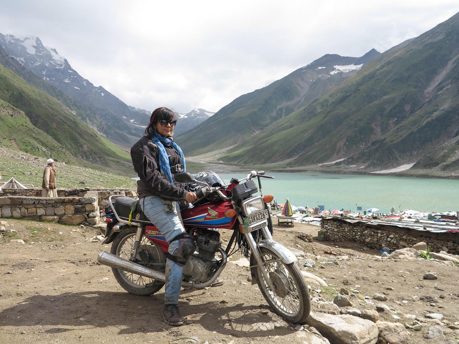 Lake Saif-ul-Malook, Naran, Khyber Pakhtunkhwa