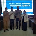 Universitas Terbuka Makassar Gelar Sosialisasi di Polres Soppeng