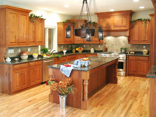choose kitchen paint colors with oak cabinets