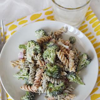 Broccoli Pasta Salad July 12, 2013