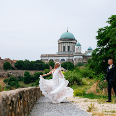 Wedding photographer Balázs Andráskó (andrsk). Photo of 02.07.2018