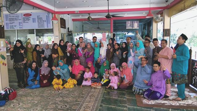 Gathering Raya KBBA9 2016