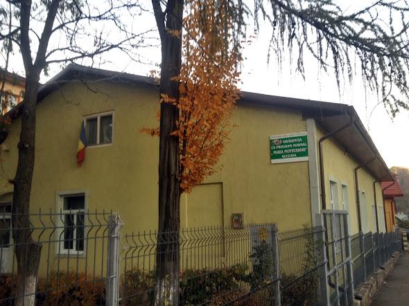 Grădiniţa cu program normal Maria Montessori Suceava