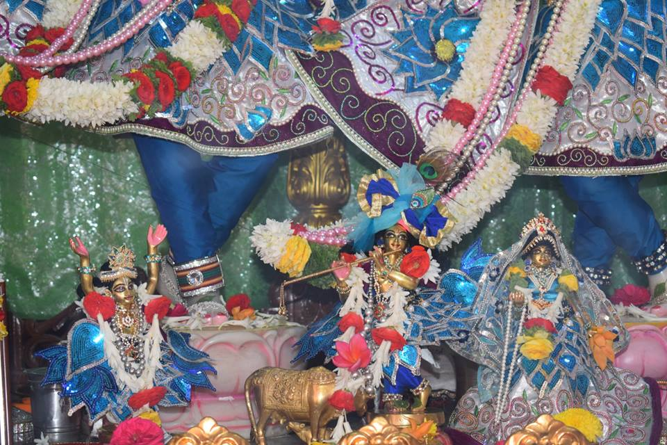 ISKCON Bangalore Deity Darshan 06 Jan 2017 (6)
