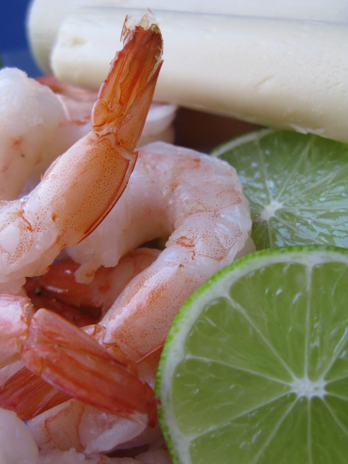 Ou Se Situe Le Coeur De La Crevette : situe, coeur, crevette, Marché:, Crevettes, Coeurs, Palmier, Salade