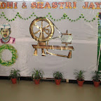 Gandhi and Shashtri Jayanti Grade-I to V (30-09-2016)