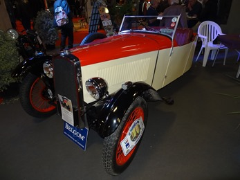 2018.02.11-025 Vincennes en Anciennes Cyclecar BSA 1934