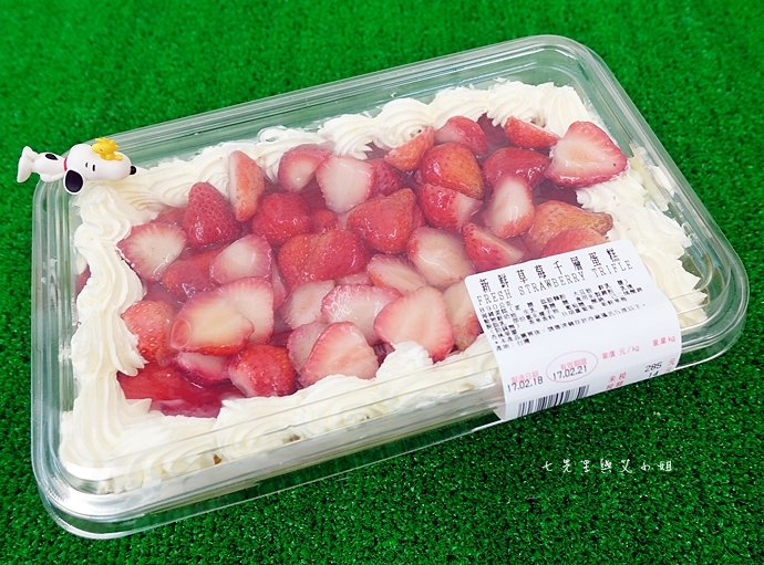 1 好市多必買 Costco 必買 網友推薦  新鮮草莓千層蛋糕