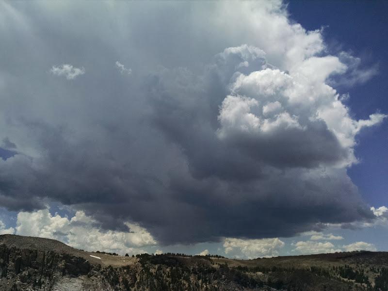 Crystal Crag • Thunderstorm