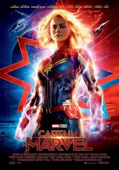 Capitana Marvel - Captain Marvel (2019)