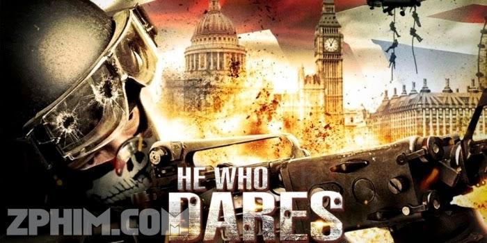 Ảnh trong phim Kẻ Liều Lĩnh - He Who Dares 1