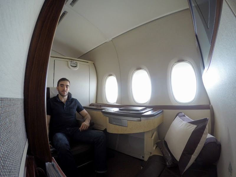 SIN%252520PVG 55 - REVIEW - Singapore Airlines : Suites - Singapore to Shanghai (A380)