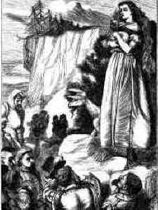 La pastora Marcela