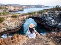 Nusa Penida, Banah beach, Peguyangan Waterfall, Temeling Waterfall