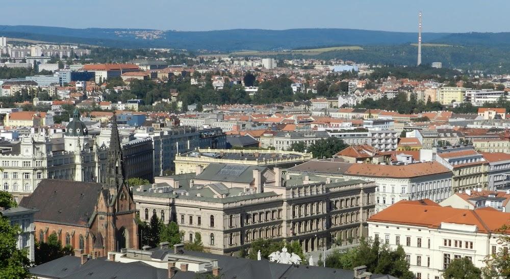 ladies and gentlemen... Brno, Czech Republic