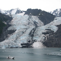 A. Harvard Glacier, Alaska