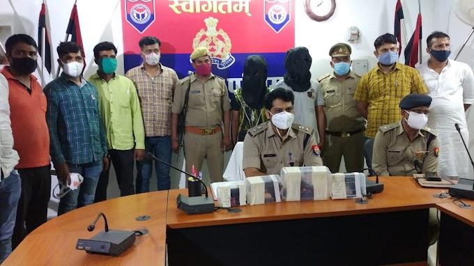 गगहा तिहरे हत्याकांड के दोनों शूटर गिरफ्तार, कैसे रची पूरी कहानी, कैसे दिया घटनाओं को अंजाम