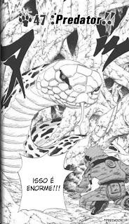 Naruto Mangá 47 – (Leitura Online)