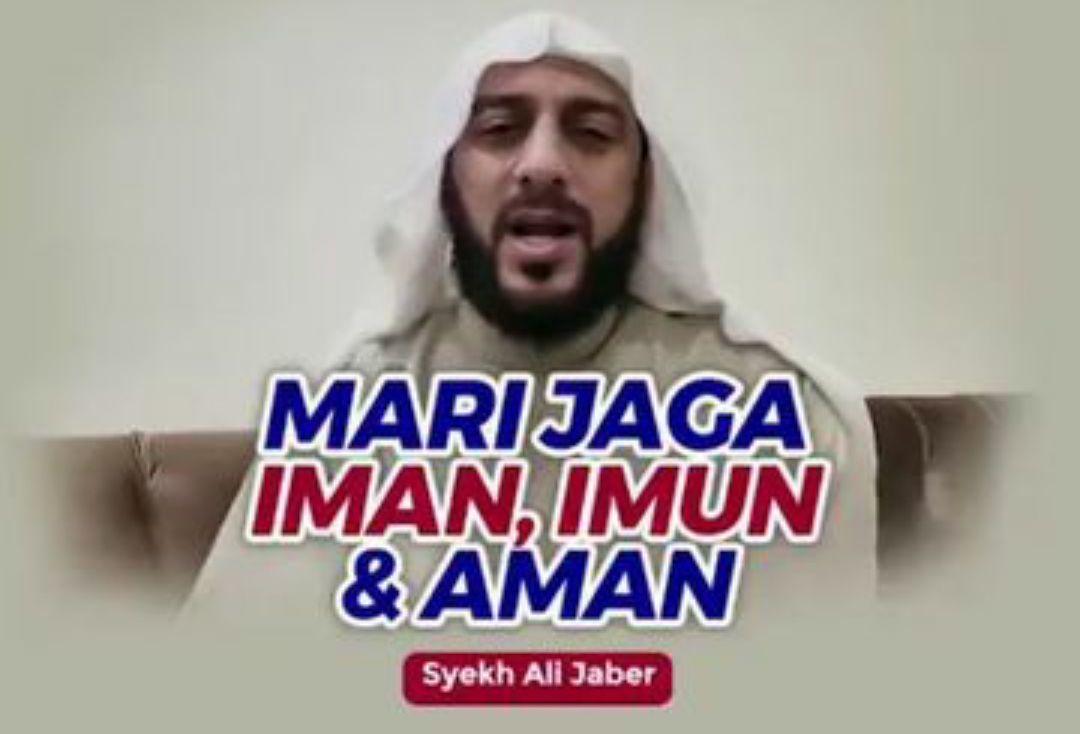 pesan-Syeikh-ali-jaber