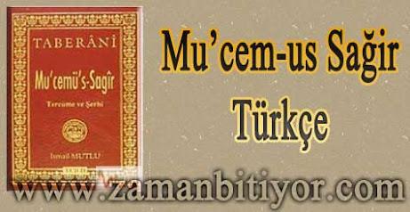 Mucem'us Sağir Türkçe Hadis Kitabı İndir