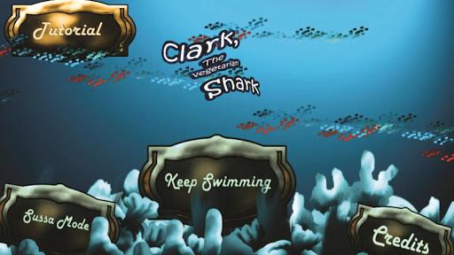 Clark The Veggie Shark