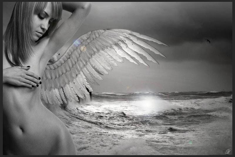 Earth Angel Eyes, Angels