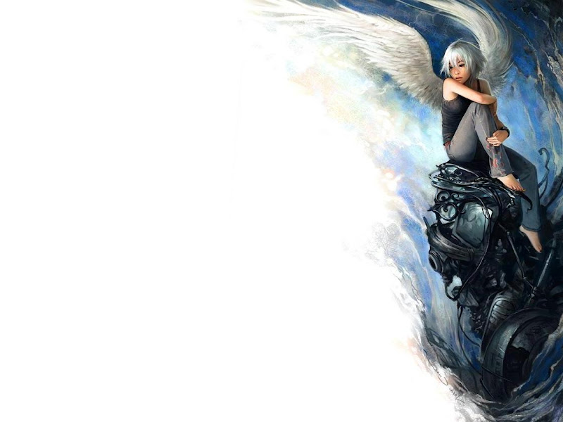 Cool Angel Of Goodness, Angels 4