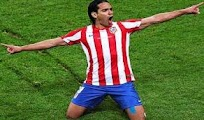 Video Goles Goles Atletico Madrid Radamel Falcao resultado 26 Agosto