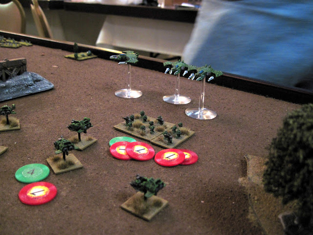Phoenix bombers lighting up my lines.