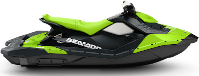 Sea-Doo Spark 3up  2017