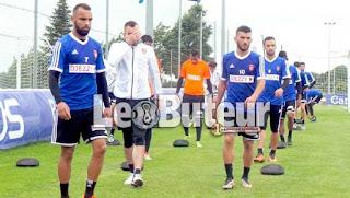 USMA : Amrouche : «On espère disputer le plus grand nombre de matchs amicaux à Sousse»