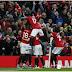 Norwich 1-3 Man Utd: Rashford & Martial lift Utd to 7th despite penalty drama