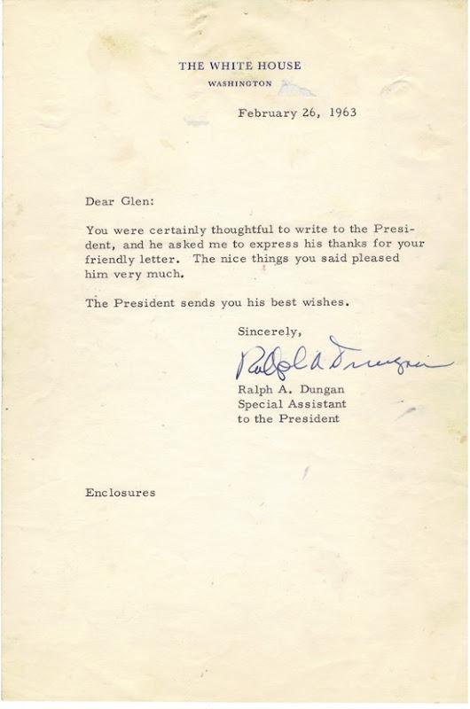 Kenedy letter