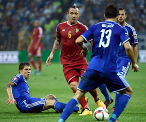 Les Diables Rouges ramènent un bon point de Bosnie-Herzégovine (1-1)