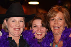 Gail Peterson, Susan Douglas and Beverly Reilly