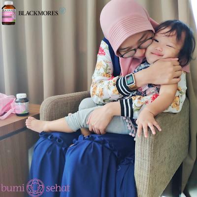 Blackmores Pregnancy and Breast-Feeding Gold Bantu Hasilkan ASI Bernutrisi Untuk Ibu dan Bayi yang Istimewa