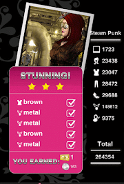 Style Me Girl Level 43 - Steam Punk - Lyan Li - Stunning! Three Stars