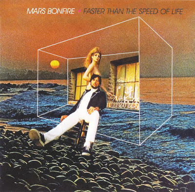 Mars Bonfire ~ 1969 ~ Faster Than The Speed Of Life