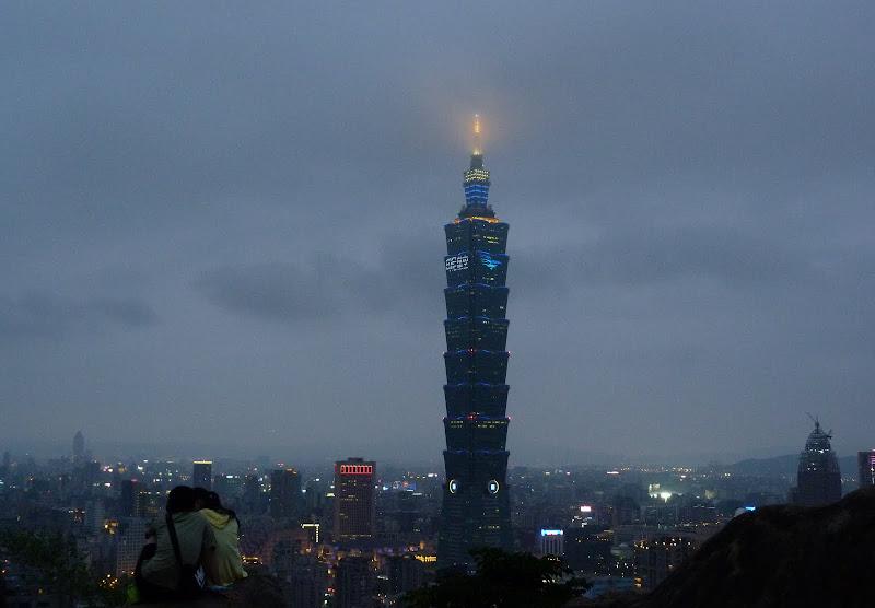 TAIWAN Taipei,Elephant mountain et proche de Shiding - P1140367.JPG