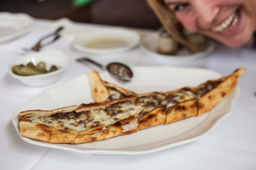 pide at nar restaurant
