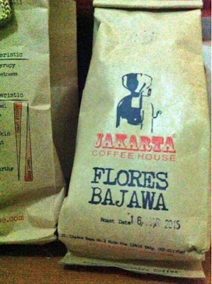 Jakarta Coffee House Flores Bajawa