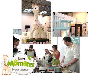 Merci Les Mômans de Sophie la girafe