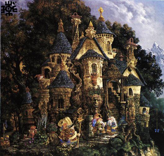Academy, Fantasy Scenes 3