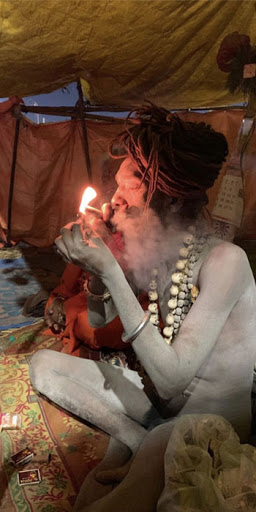 The Journey of an AGHORI