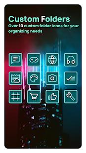 Relevo Square - Icon Pack
