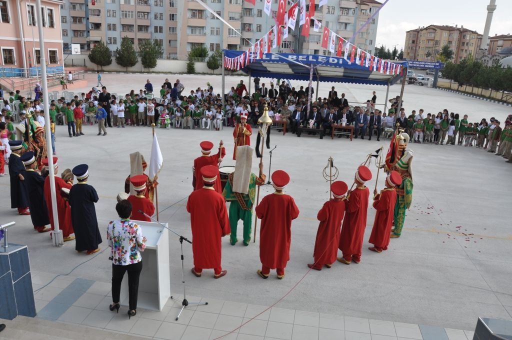 ZİLE'DE İLKÖĞRETİM HAFTA KUTLAMASI